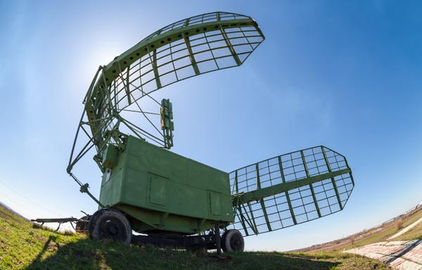 military portable radars